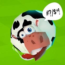 Gagner une vache grâce à un jeu mobile