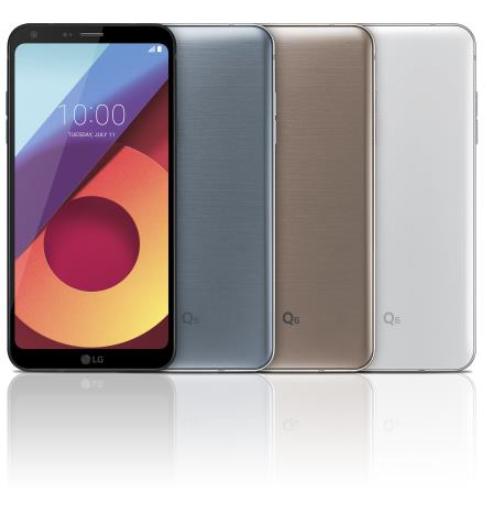 LG Q6, le premier smartphone de la marque à écran bord à bord