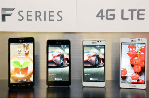 LG fait découvrir ses dernières innovations 4G les 13, 14 et 15 juin à Paris