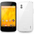 LG lance le Nexus 4 en blanc