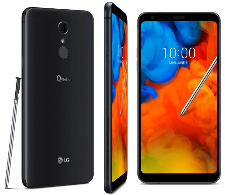 LG lance son smartphone LG Q Stylus intégrant un stylet