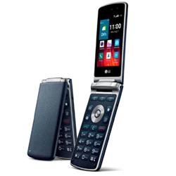 LG Wine Smart : le téléphone à clapet sous Android Lollipop