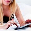 Lire sur une tablette avant de dormir  est n�faste pour le sommeil