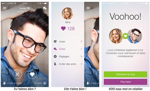LOVOO élargit sa communauté avec une nouvelle application : VOO