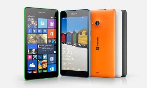 Lumia 535 : le premier Lumia sans Nokia
