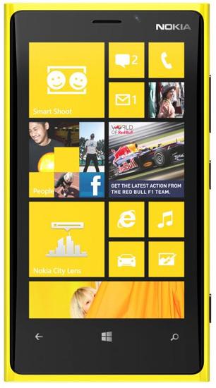 Lumia 920 : Nokia annonce un très bon démarrage pour son smartphone