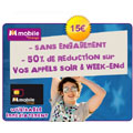 M6 mobile by Orange lance sa carte prépayée Nouvelle Star