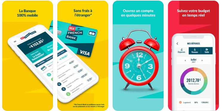 Ma French Bank, la banque 100 % connectée