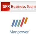 Manpower choisit la solution 9office et Compteur Grands Comptes de SFR Business Team