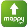 Mappy lance une application GPS gratuite pour iOS et Android OS