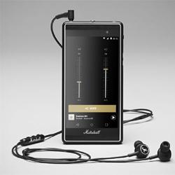 Marshall Headphones dévoile son smartphone London