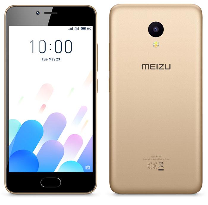 Le Meizu M5C sera disponible en France début juillet