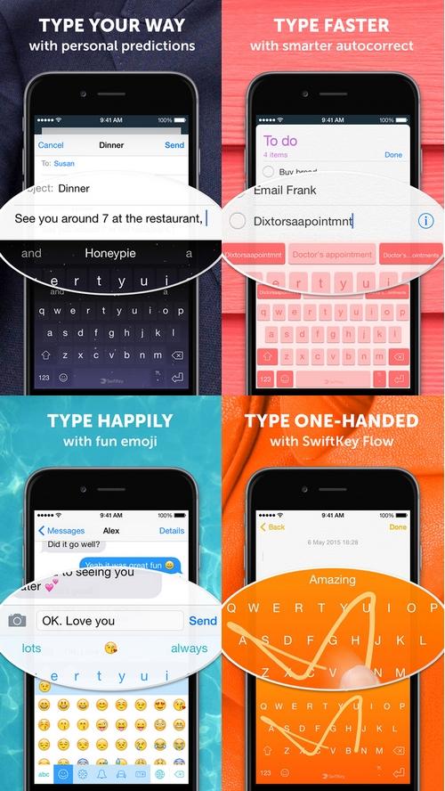 Microsoft possède désormais les deux meilleurs claviers sur smartphone