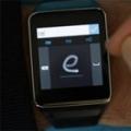 Microsoft d�voile un clavier virtuel pour  les montres Android Wear