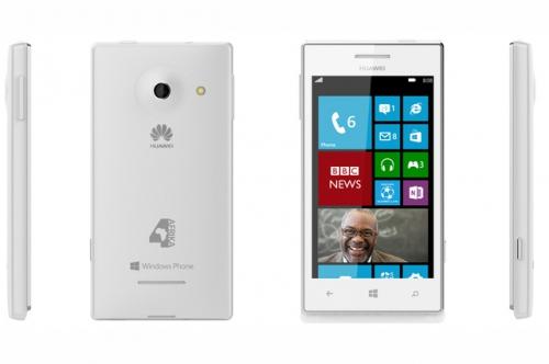 Microsoft s'associe à Huawei pour le lancement d'un smartphone en Afrique