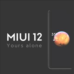 MIUI 12 : Xiaomi dévoile sa nouvelle interface