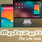 Mobizen transforme un smartphone en une plate-forme mobile multimédia
