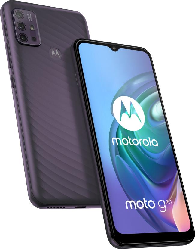 Moto G30 et Moto G10 : deux nouveaux smartphones pour les petits budgets chez Motorola