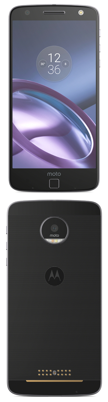 Moto Z : un smartphone très fin qui évolue selon vos envies