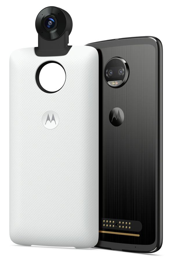 Motorola dévoile ses dernières innovations dans le domaine des smartphones