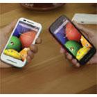 Motorola d�voile  le Moto E et le Moto G 4G