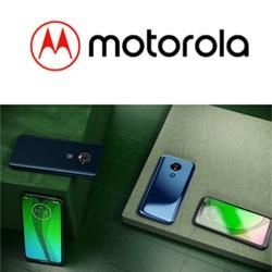 Motorola dévoile sa nouvelle gamme moto g7