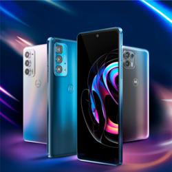 Motorola lance sa deuxième génération de Motorola edge