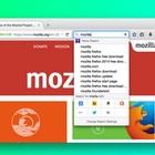 Mozilla d�voile une nouvelle interface pour Firefox