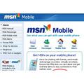 MSN Mobile accueille aux USA de la publicité contextuelle