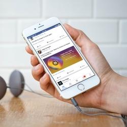 Facebook propose 30 secondes pour découvrir de la musique avec Music Stories