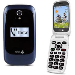 MWC 2016 : Doro présente trois téléphones mobiles