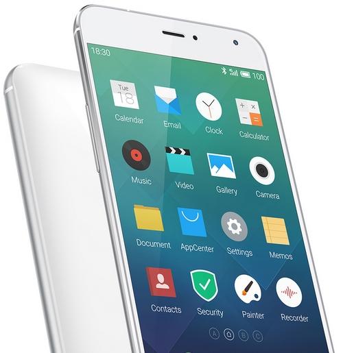 MX4 Pro : le nouveau smartphone de Meizu qui ressemble étrangement à l'iPhone 6