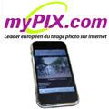 myPIX.com se décline en version mobile pour stocker les photos