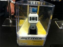 MyTrek : un cardio-fréquencemètre pour l'iPhone