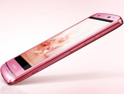 NEC fait la présentation d'un smartphone à refroidissement liquide