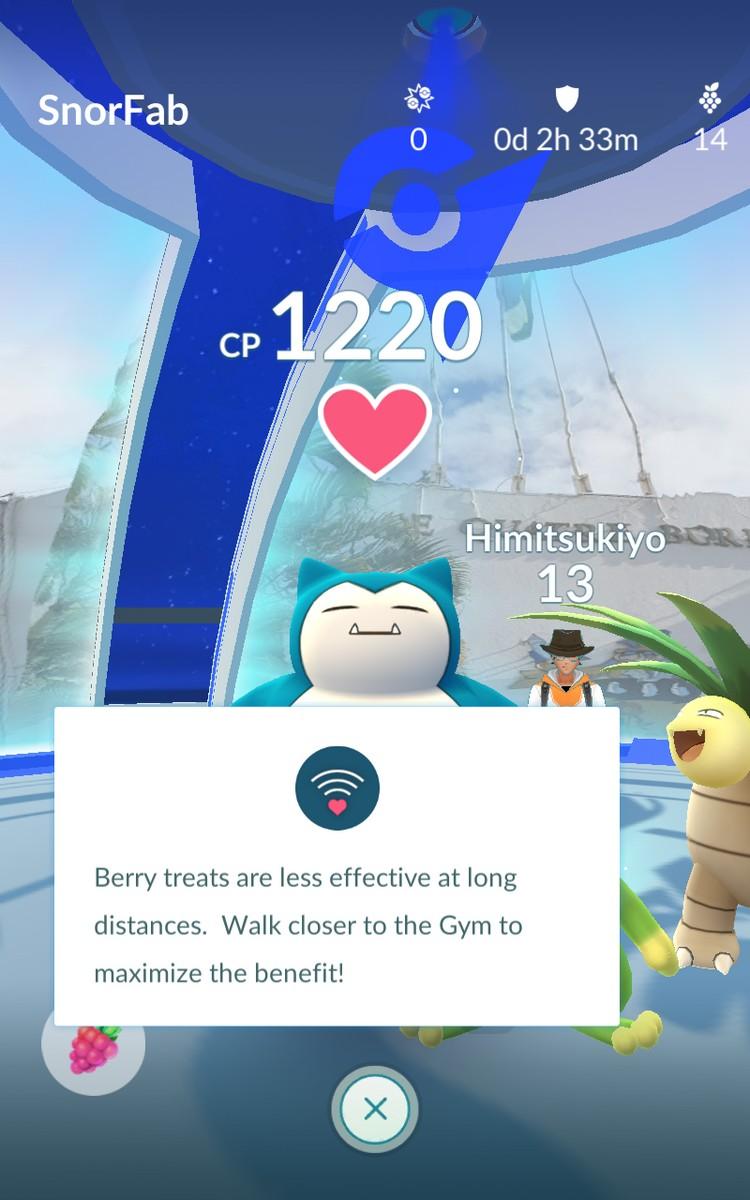 Pokémon GO : une mise à jour à peine perceptible au milieu de toutes les annonces de légendaires