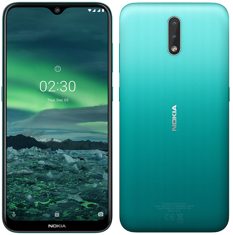 Nokia 2.3 : un smartphone de 6.2 pouces à petit prix