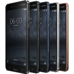 Nokia 6 : la commercialisation aux Etats-Unis se fera à travers Amazon