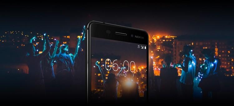 Nokia est de retour à travers HMD Global avec le Nokia 6 sur le marché chinois