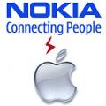Nokia intente une nouvelle action en justice contre Apple