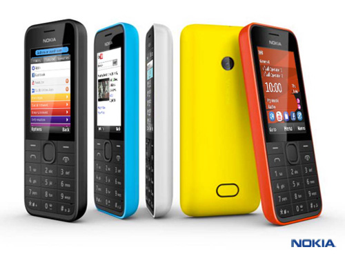 Nokia renforce sa gamme de téléphones mobiles 3G à petits prix