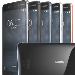 Nokia dévoile trois nouveaux smartphones Android