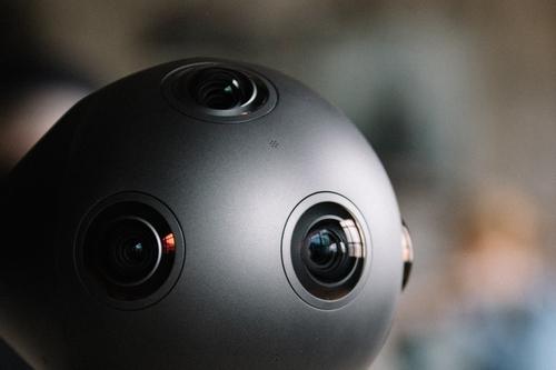 Nokia OZO : une caméra qui filme à 360 degrés pour la réalité virtuelle