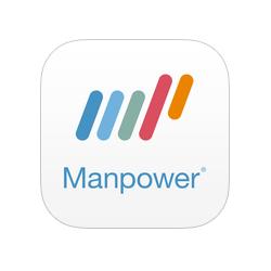 """Nouvelle application mobile """" Mon Manpower """" pour les intérimaires et candidats"""