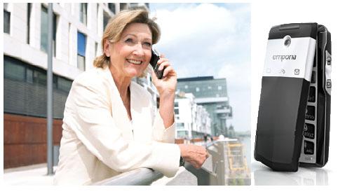 NRJ Mobile élargit son offre mobile à destination des séniors avec l'emporiaCLICK
