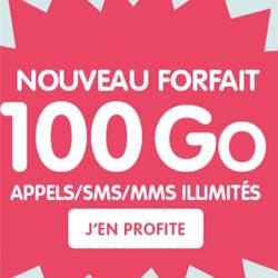 NRJ Mobile, lancement du forfait Woot sans engagement 100 Go