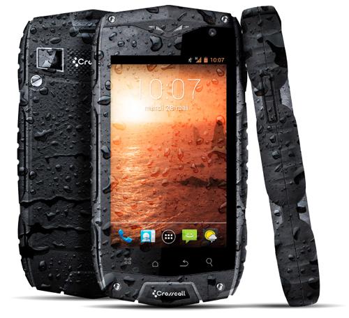 Odyssey de Crosscall, un smartphone tout terrain