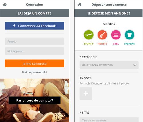 Okazado : une application pour échanger et vendre des objets entre jeunes
