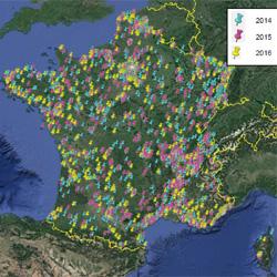 Publication de l'étude annuelle de l'ANFR sur 3 000  mesures d'exposition du public aux ondes radioélectriques