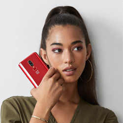 OnePlus 6 Red : une version rouge sera disponible le 10 juillet